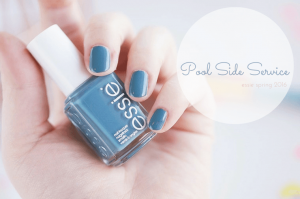 Pool Side Service - Μανό ESSIE - Happy Nails